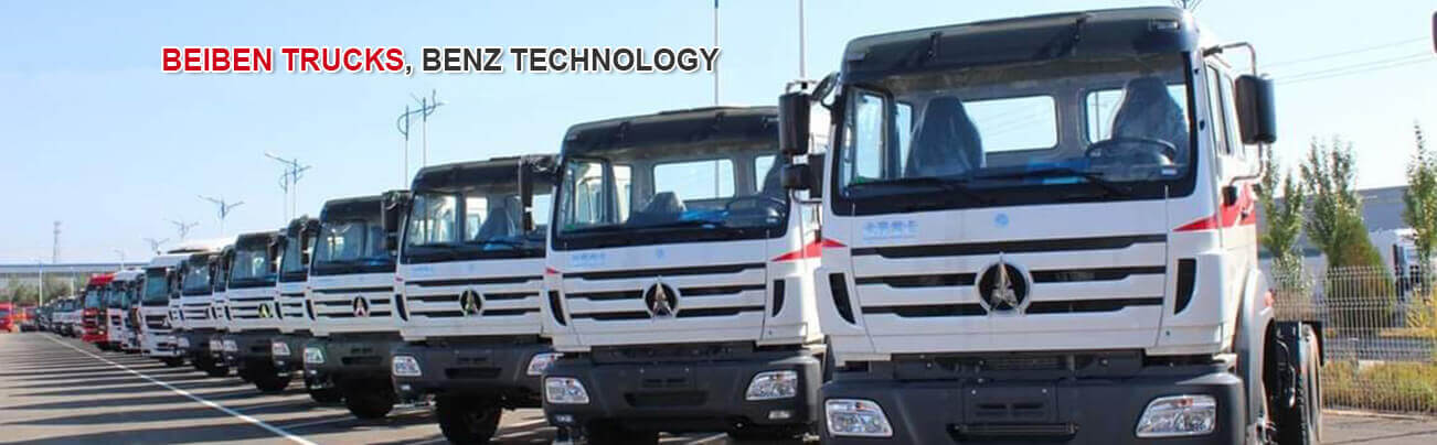 NORTH BENZ BEIBEN Trucks