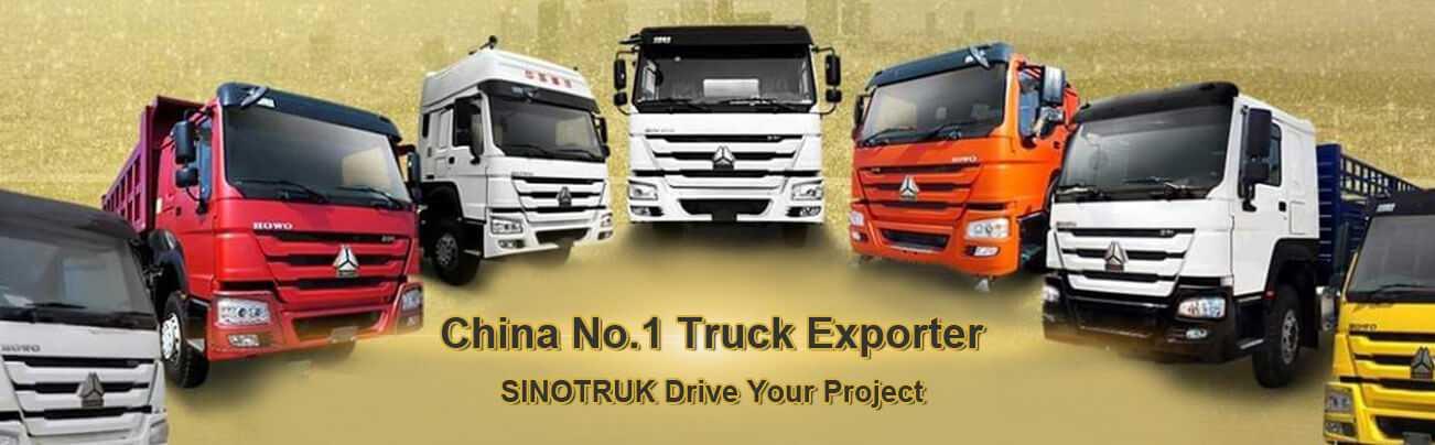 SINOTRUK HOWO Heavy Trucks