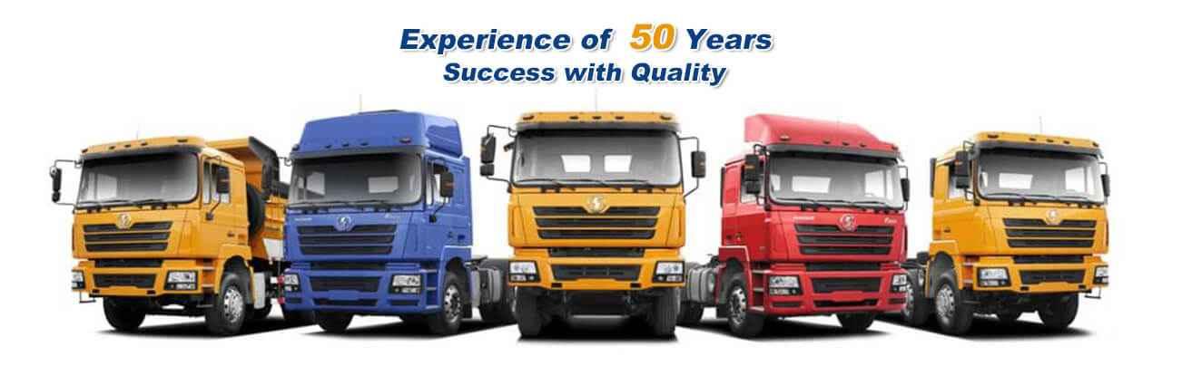 SHACMAN Heavy Trucks