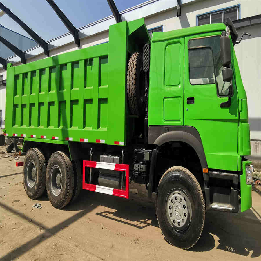 Used Howo 6x4 Dump Truck Left Hand Sinotruk Second Hand Tipper Truck