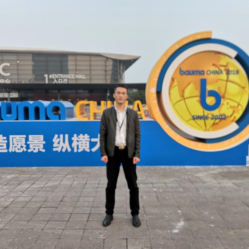Harvest Attended 2018 BAUMA EXHIBITION in Shanghai