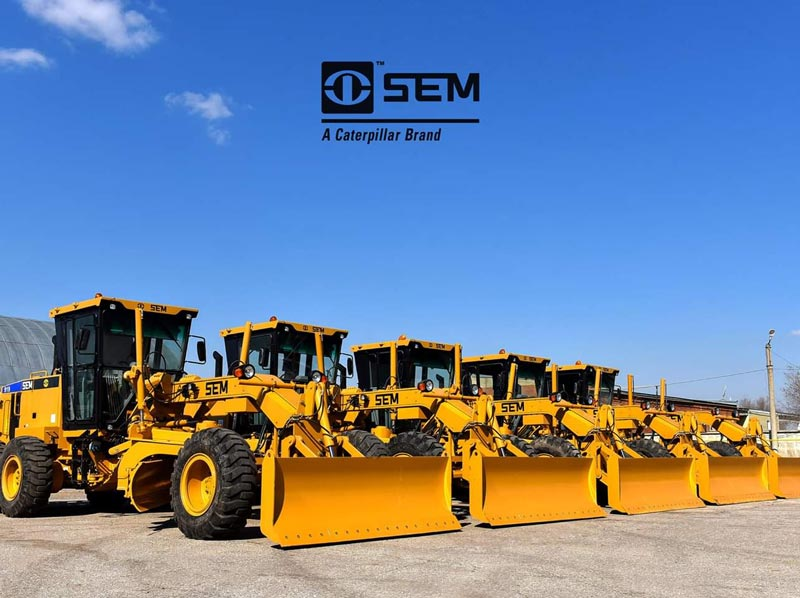 Harvest visited Caterpillar(Qingzhou) Ltd. Together with South African Company Representative