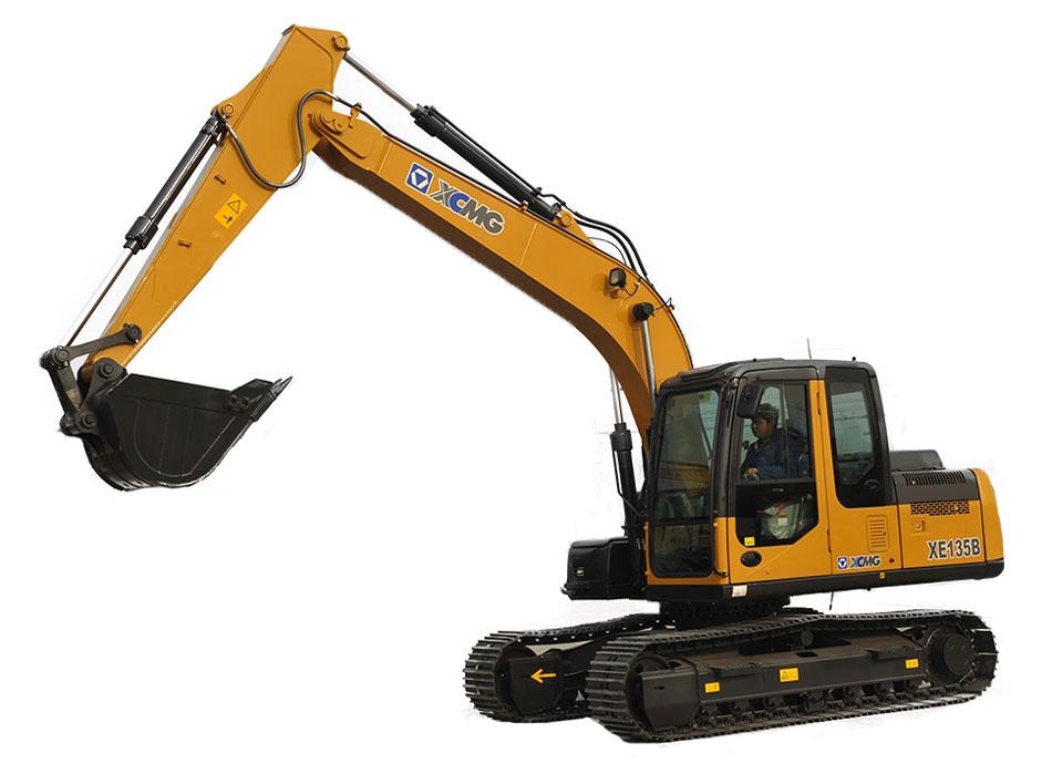 XE135B Crawler Excavator