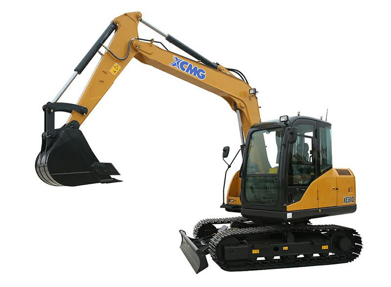 XE80D Crawler Excavator