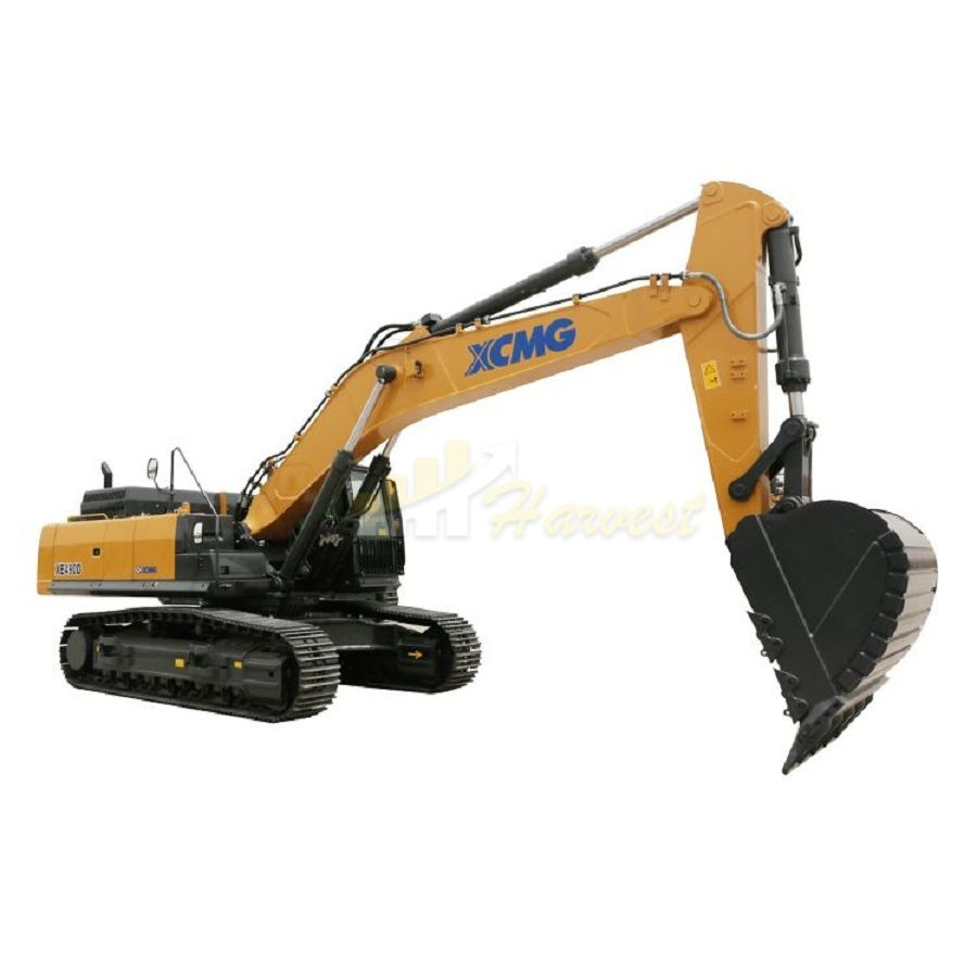 Large Hydraulic Excavator for Mining