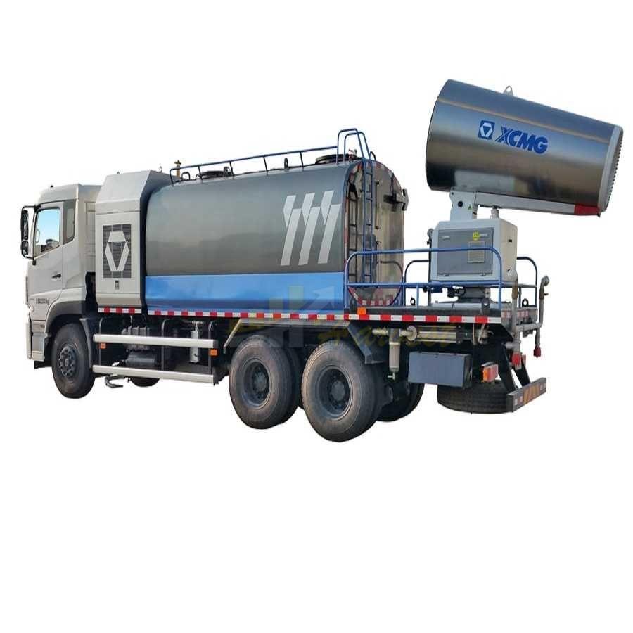Multi-Functional Dust Suppression Truck Spray Dust