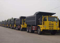 Harvest visited SINOTRUK together with Nigerian Client