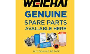 Spare Parts of Weichai