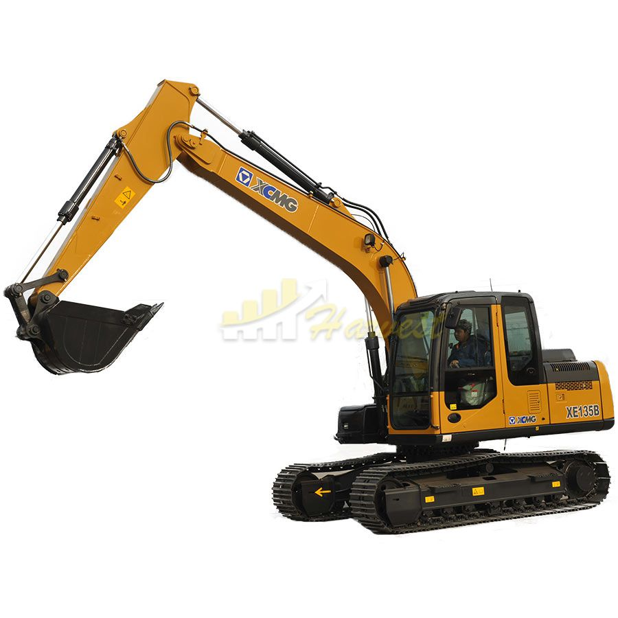 13 ton XE135B Excavator with Isuzu Engine
