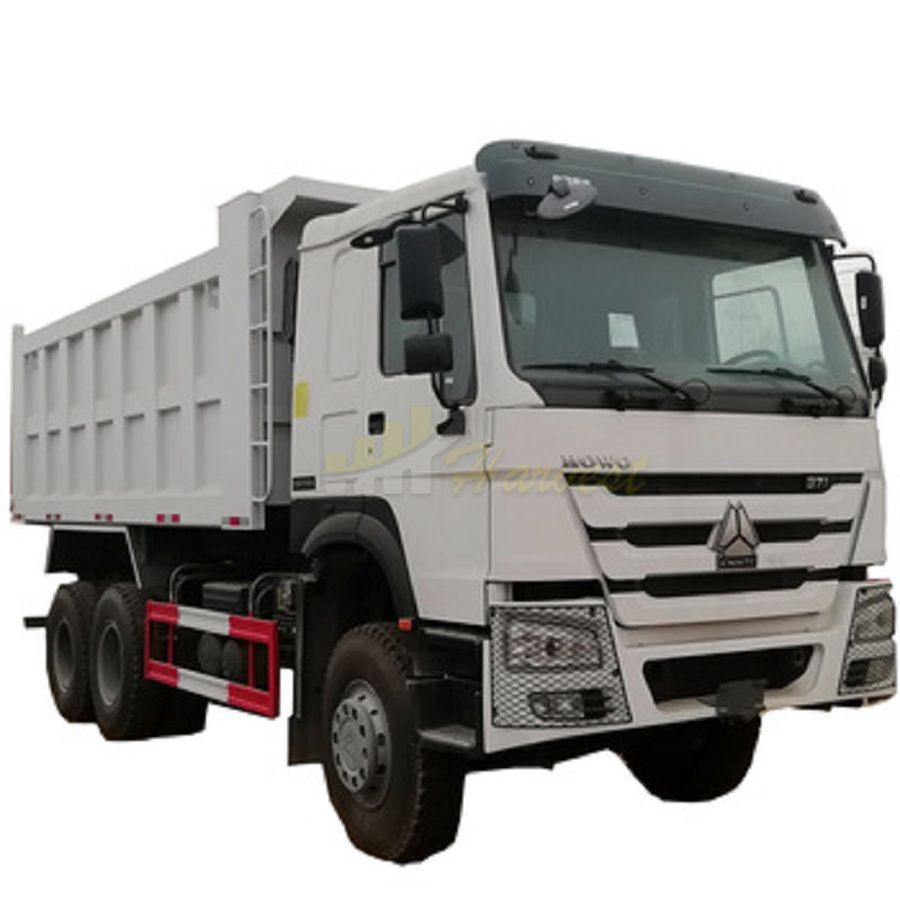 Sinotruk 30 Tons 20m3 371hp 6X4 10 Wheelers Howo Tipper/Dumper/Dump Truck for Mining