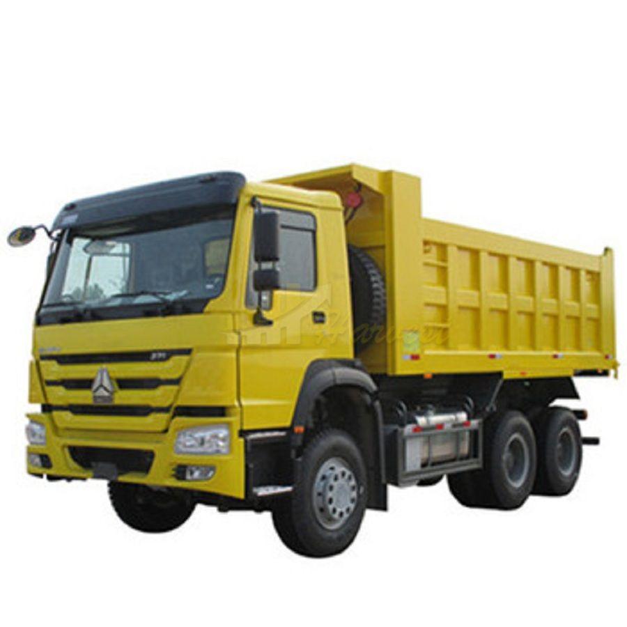 Howo 30T 6X4 Tipper/Dumper/Dump Truck Price From China
