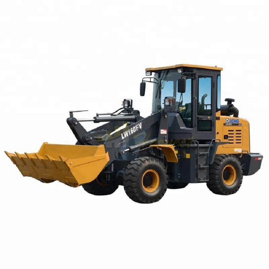China Mini Cheap Price Wheel Loader LW160KV