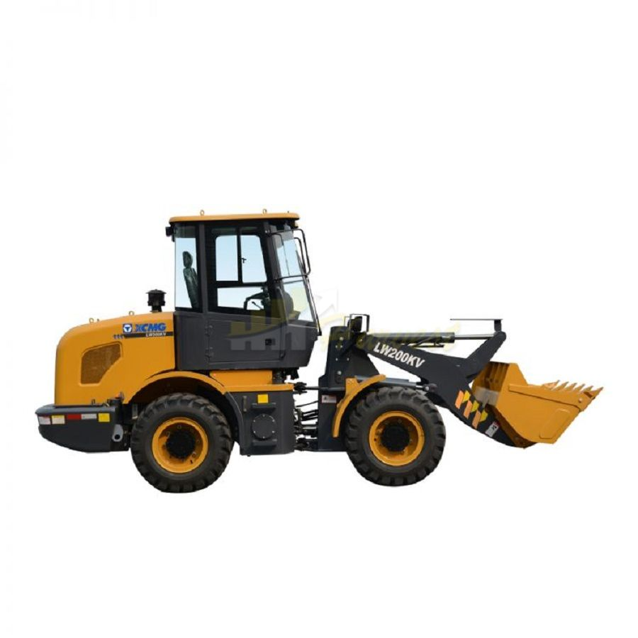 High Efficiency LW200KV Mini Wheel Loader Shovel Loader