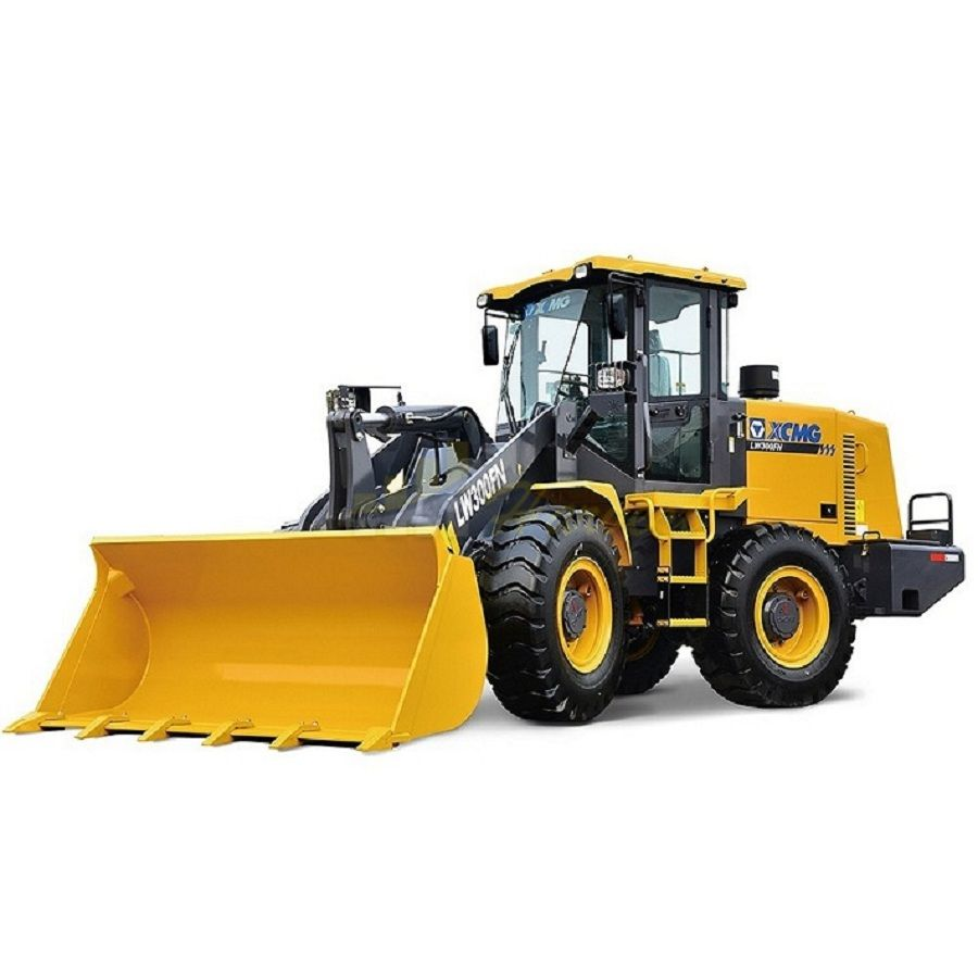 XCMG LW300FN China 3 Ton Wheel Loader for sale in Uzbekistan