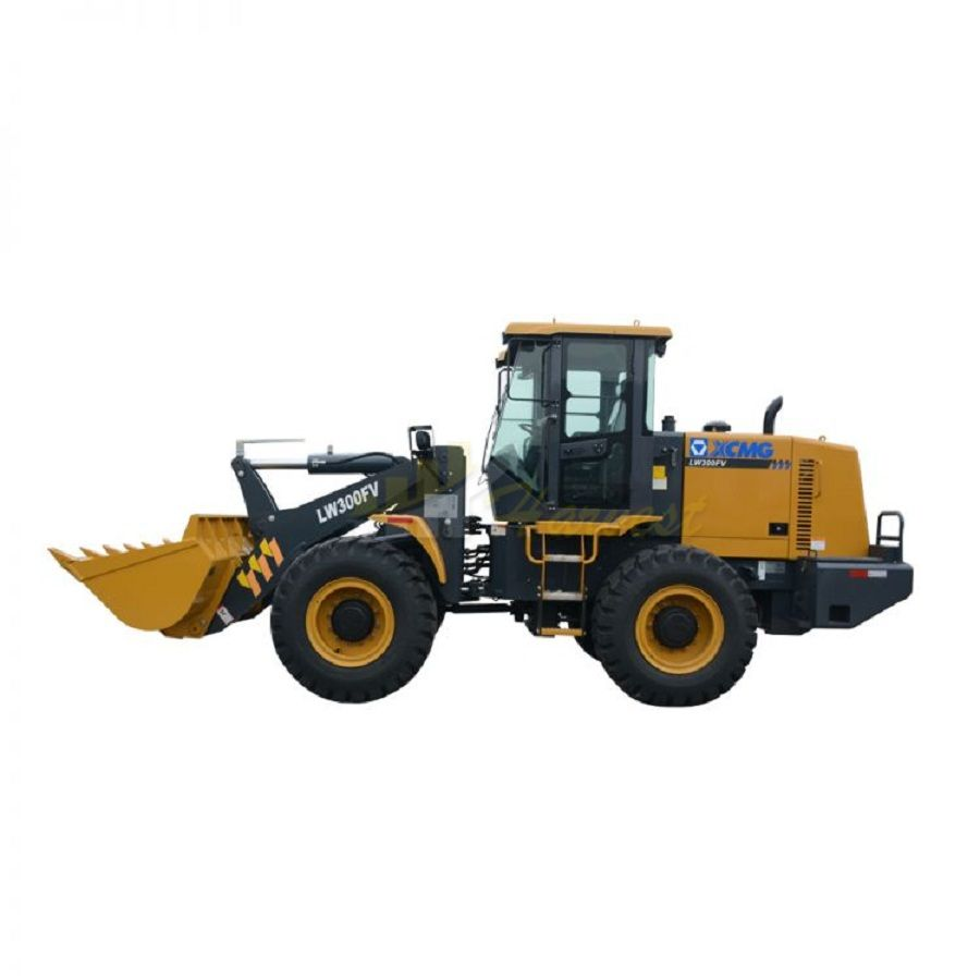 New 3 Ton XCMG Front Wheel Loader China LW300FV With Cheap Price