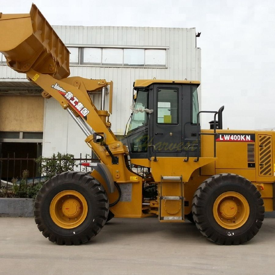 XCMG Wheel Loader LW400KN 4 ton Front End Loader Prices