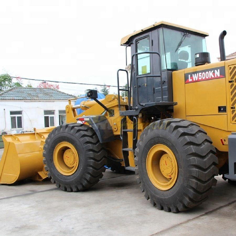 XCMG Mining 5 Ton Wheel Loader LW500KN Shovel