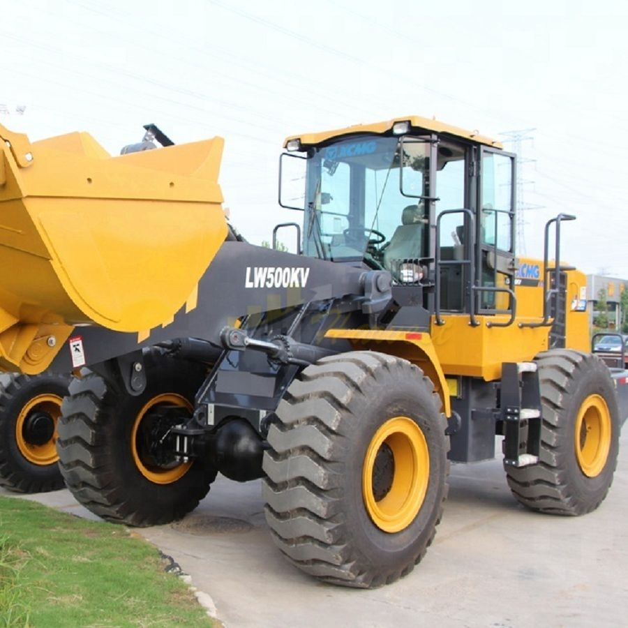 XCMG LW500KV 5 tons Wheel Loader/Front End Loader