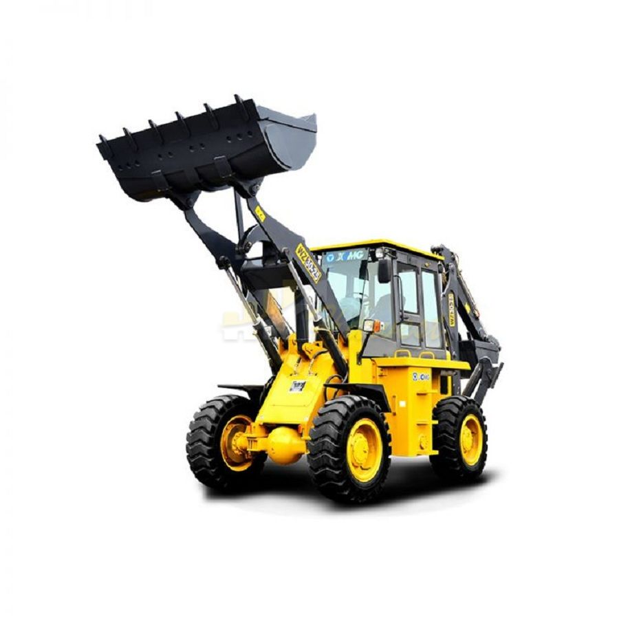 WZ30-25 Backhoe Loader with 1cbm Bucket