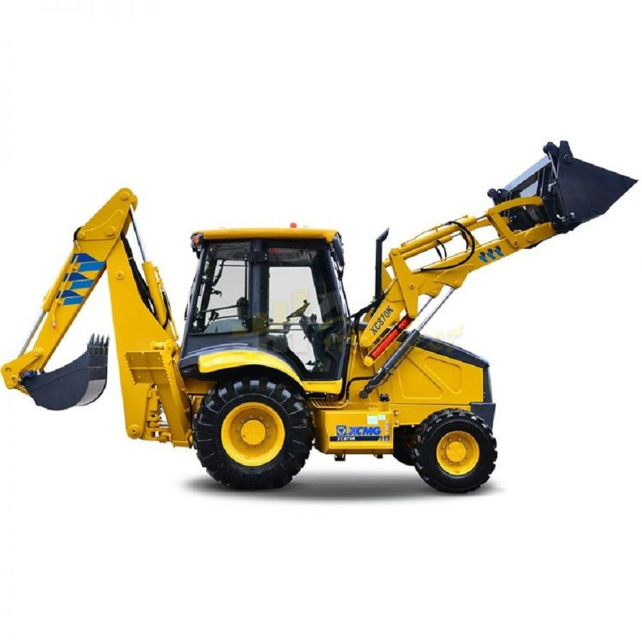 XCMG XC870K 70kw Chinese Backhoe Wheel Loader in stock