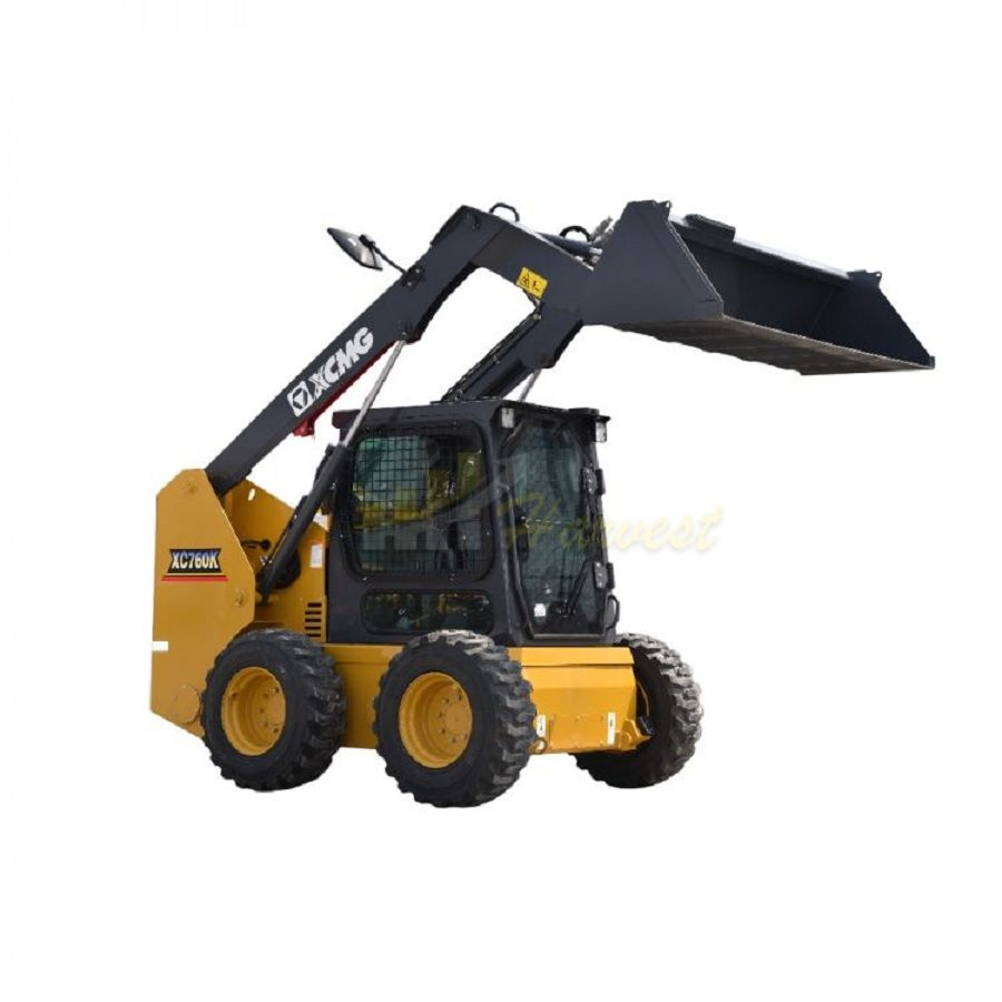Hot Small Skid Steer Loader XC760K Cheap Price