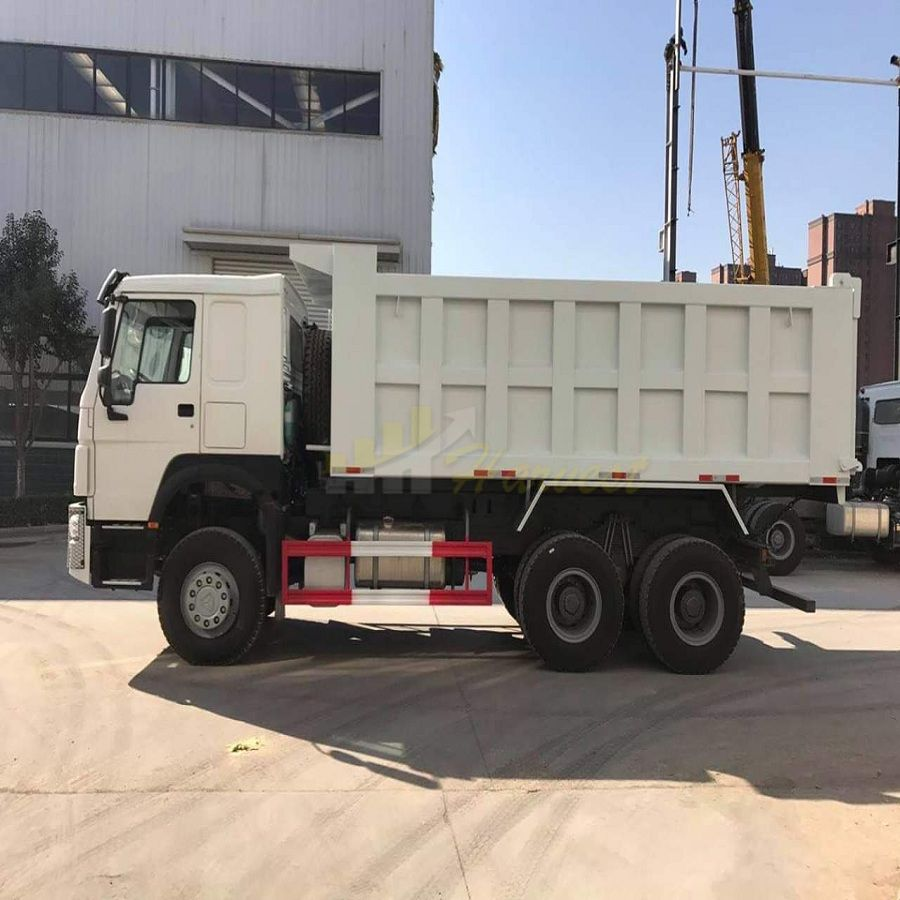 New Sinotruk 10 Wheel Tipper Truck Heavy Duty Dump Truck
