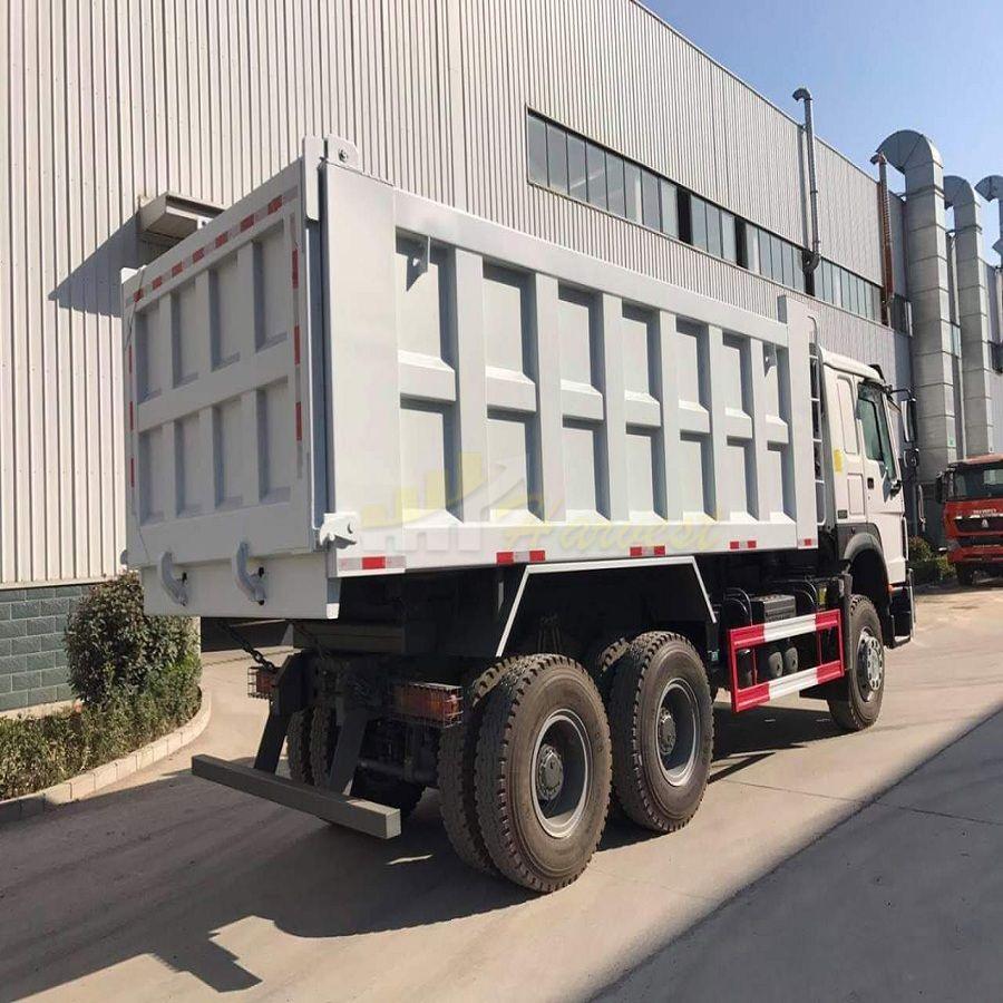 Sinotruk Howo 371HP Mining 6x4 Dumper Tipping 10 Wheeler Dump Tipper Truck