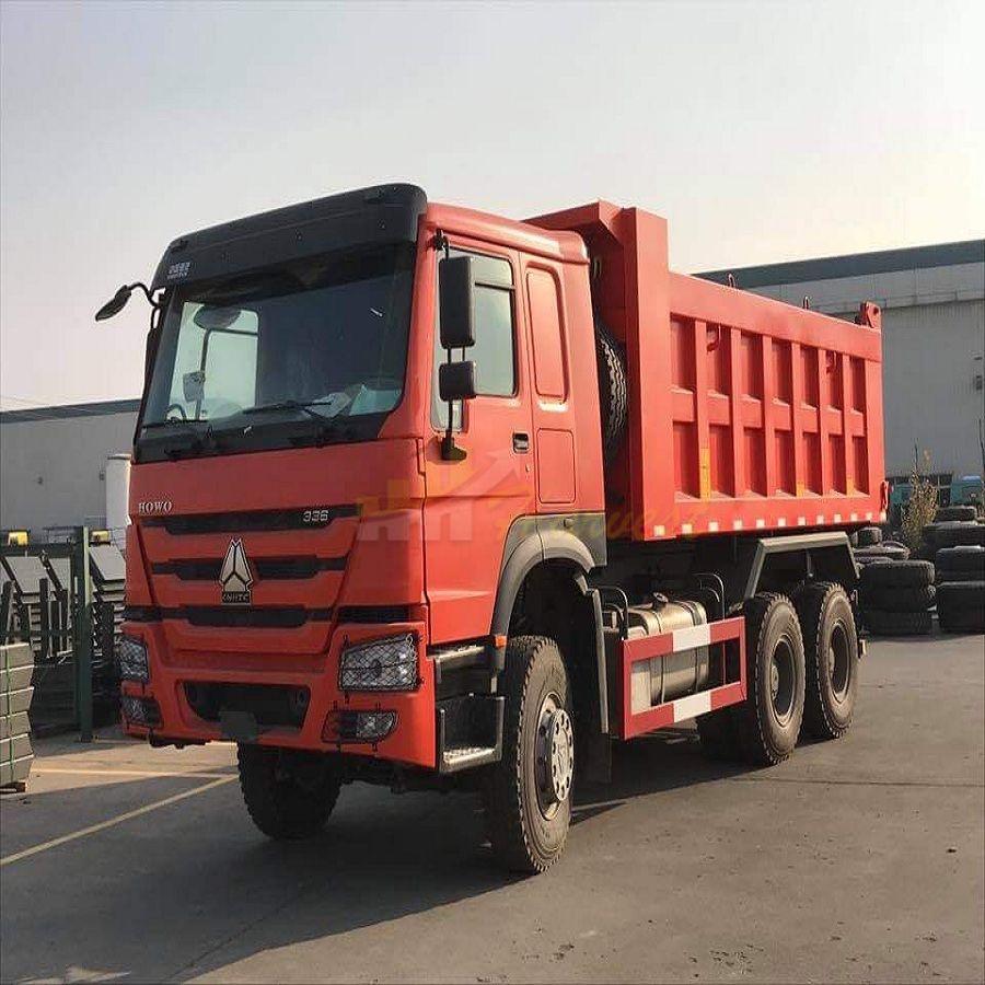 Sinotruk Howo 6x4 18m3 Dump Truck
