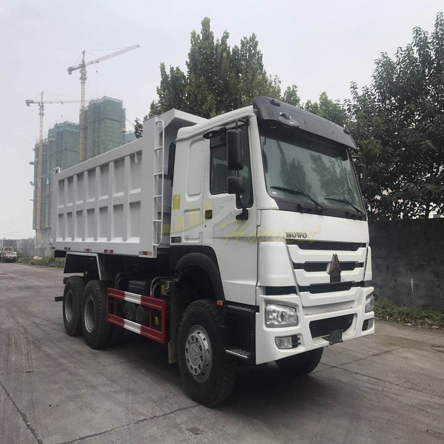 Sinotruk 380HP HOWO 10 Wheelers Dump Truck/Tipper for Philippines