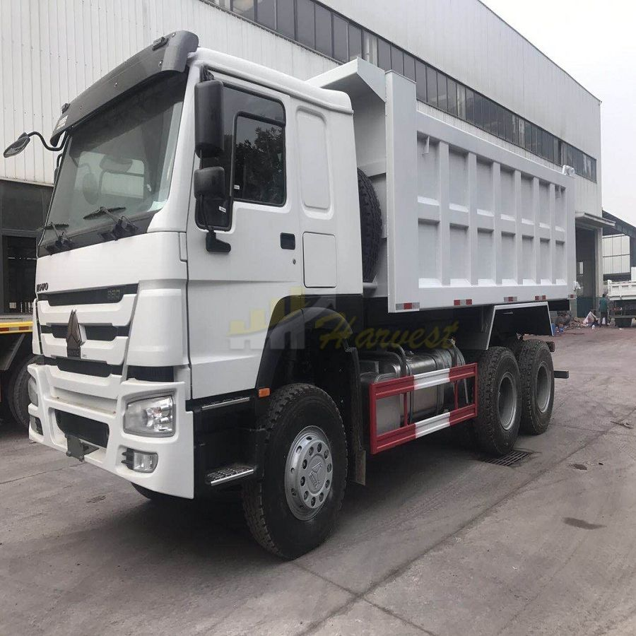 Sinotruk 380HP HOWO 10 Wheelers Dump Truck/Tipper for Philippines