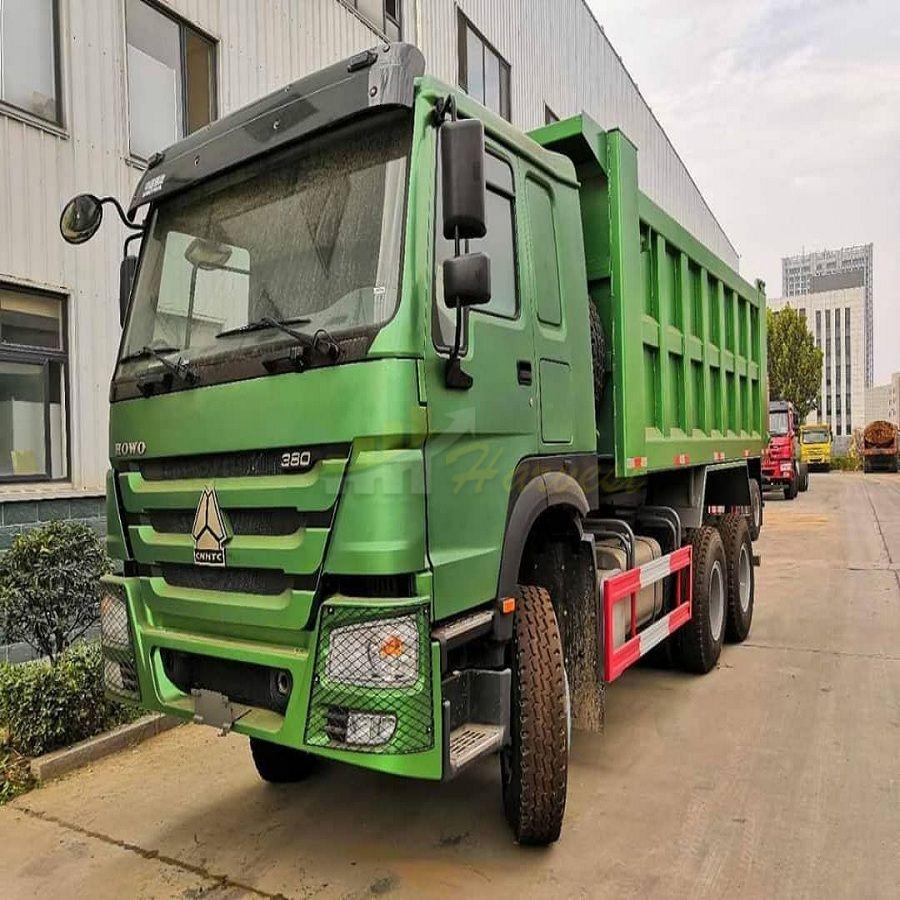 Sinotruk HOWO 10 Wheeler 380HP Dump Truck Tipper Truck