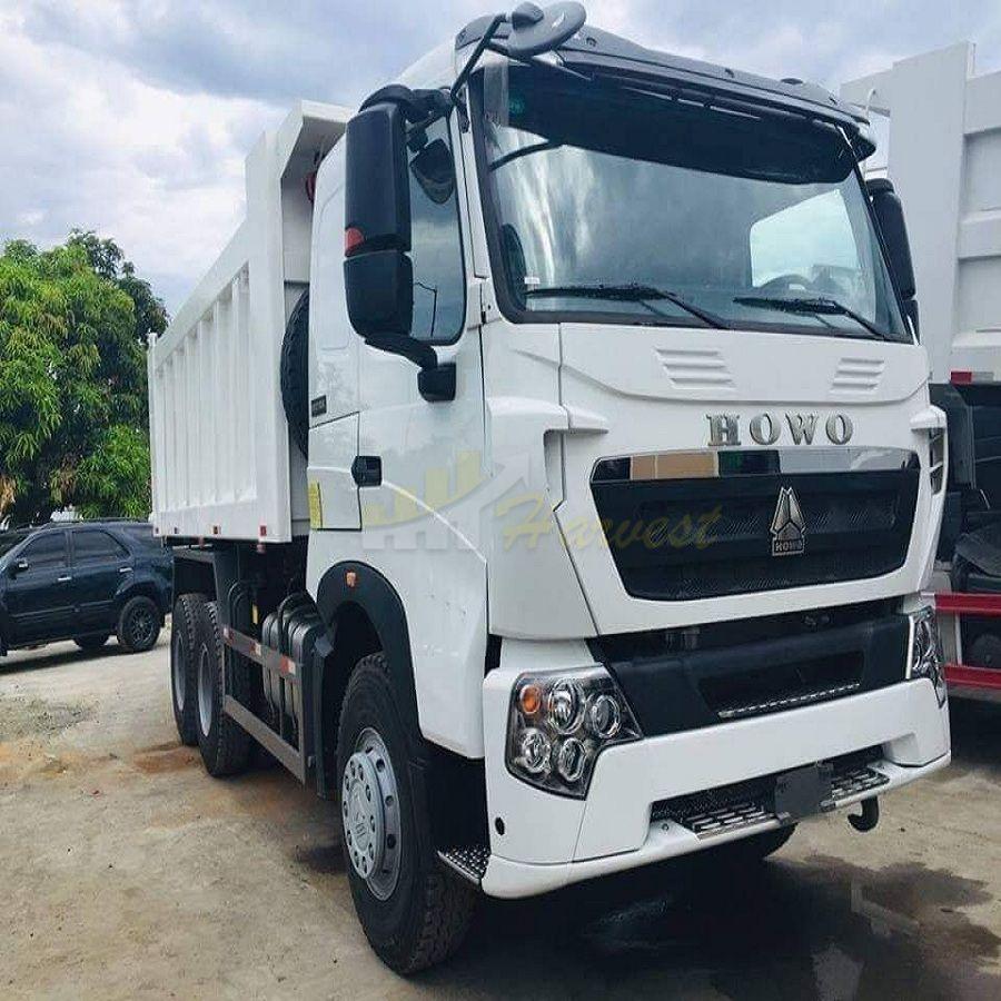 HOWO A7 10 Wheeler Dump Truck