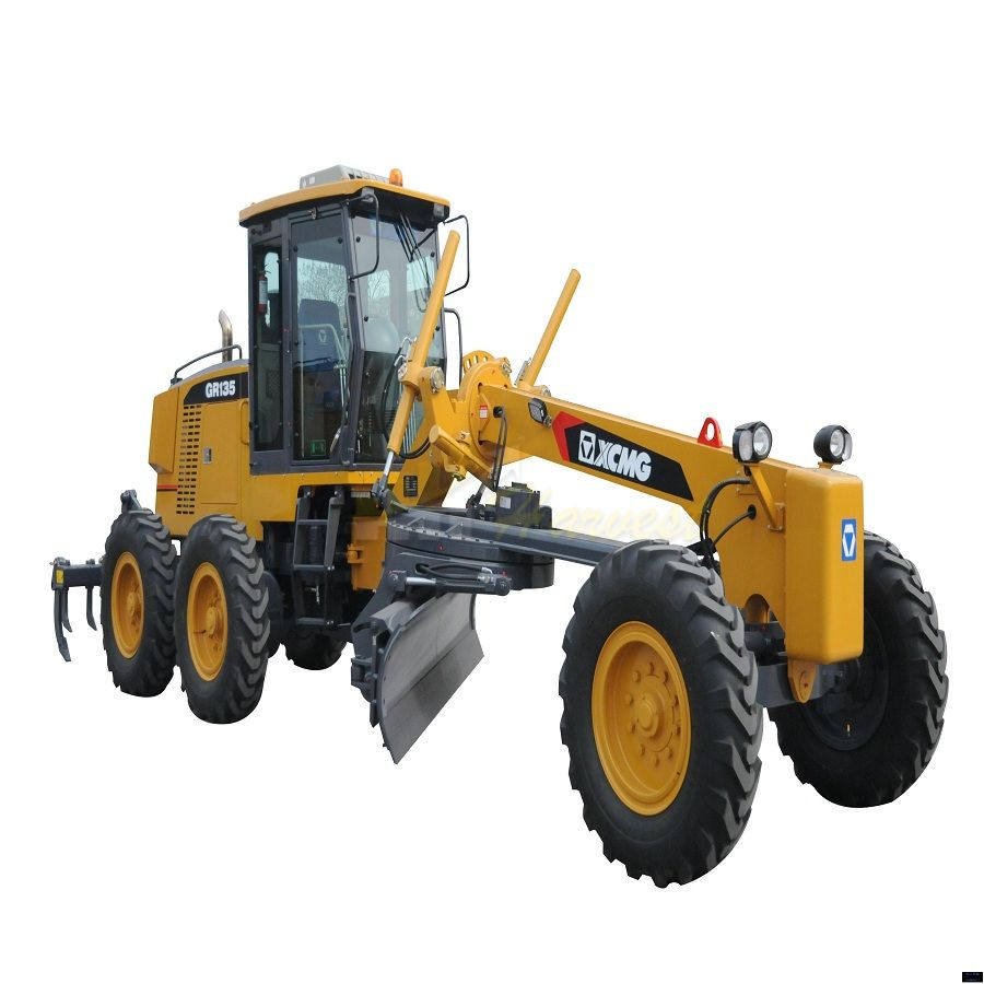 Low Price XCMG Small 135hp New Motor Grader Gr135