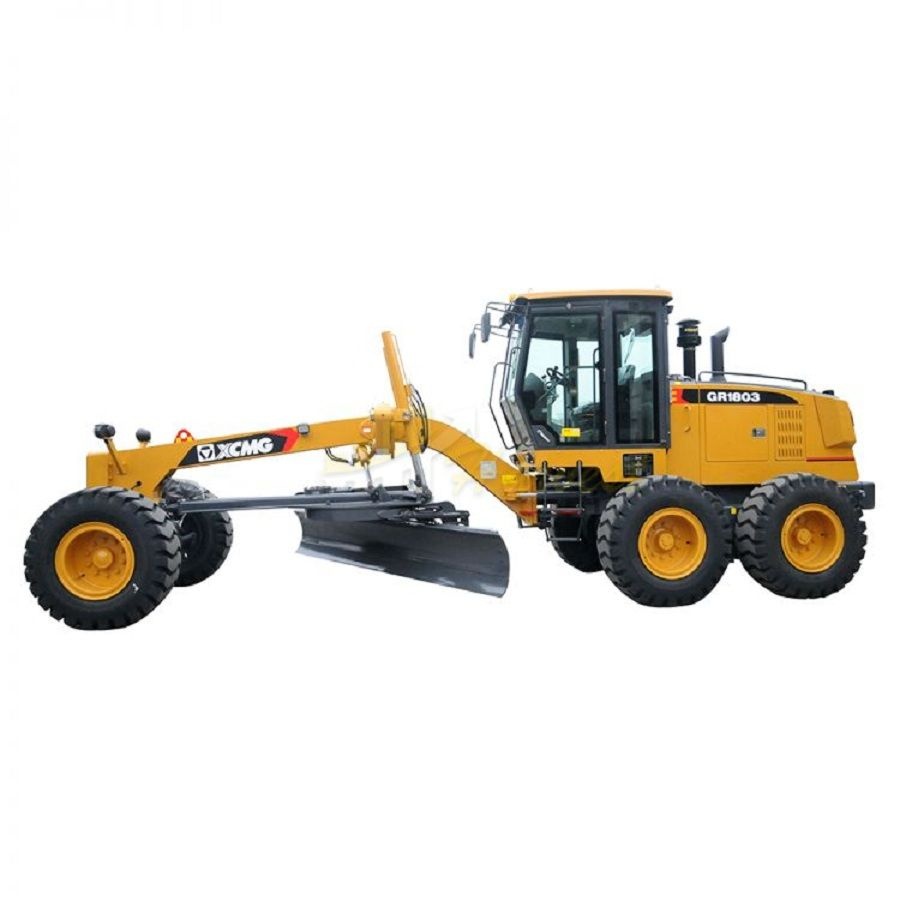 China XCMG 180HP Hydraulic Motor Grader Gr1803 with Ripper