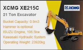 XCMG 21t Crawler Excavator XE215C