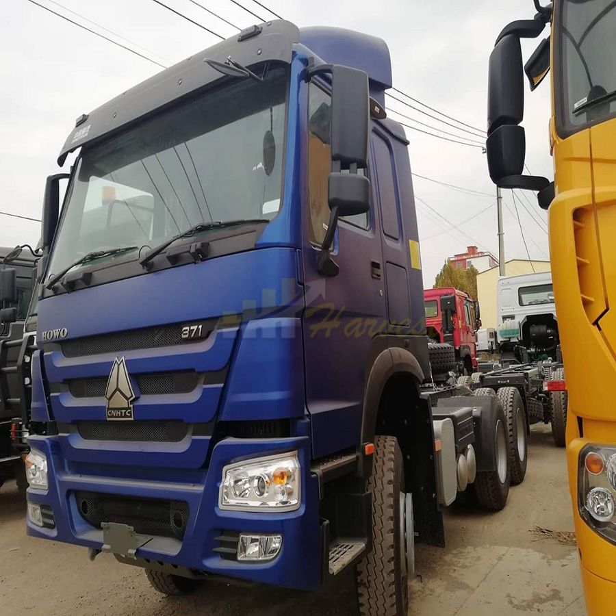HOWO 371hp 6x4 Tractor Truck  for sale