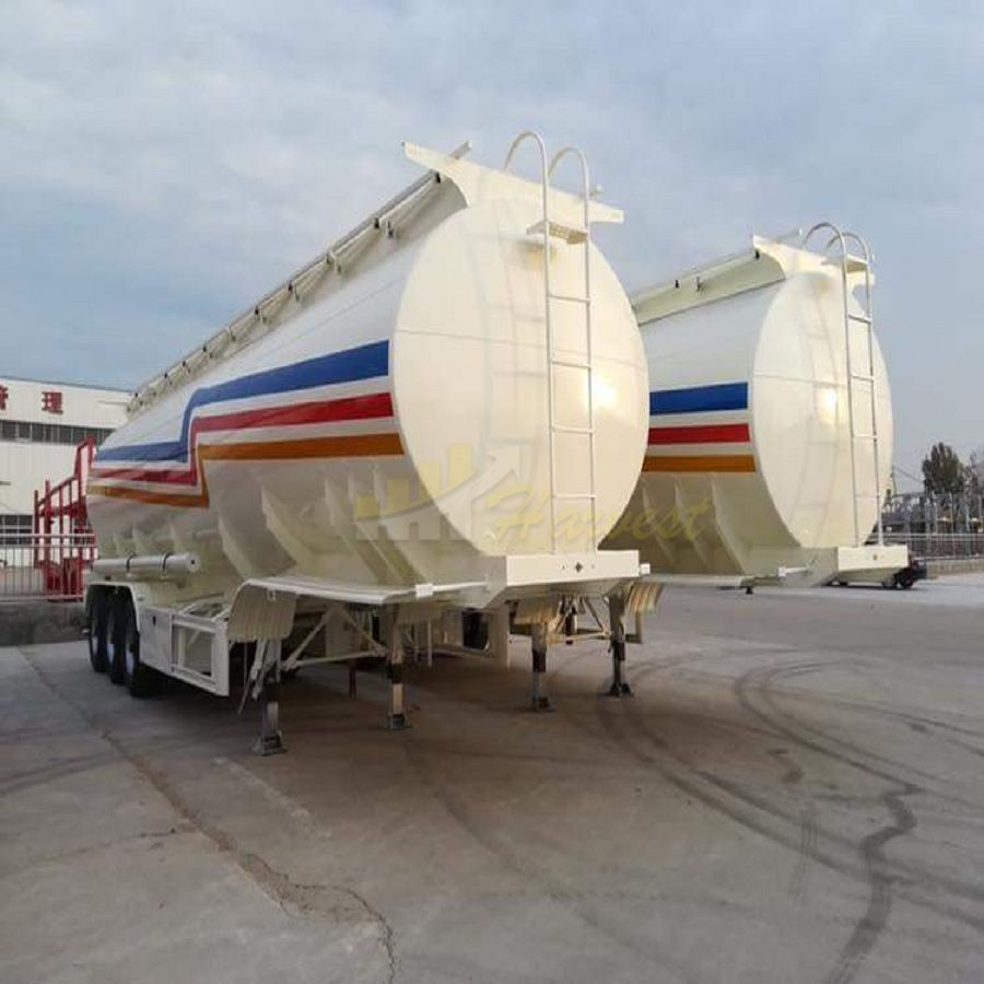 45000L Fuel Diesel Tank Semi Trailer