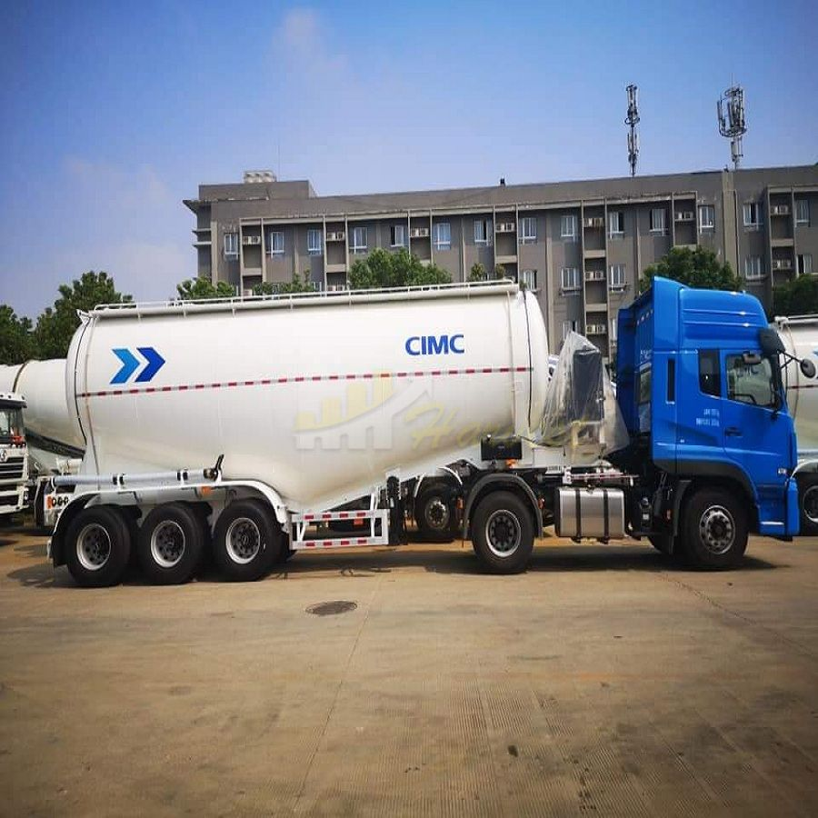 Brand New 50 ton 40cbm Bulk Cement Carrier