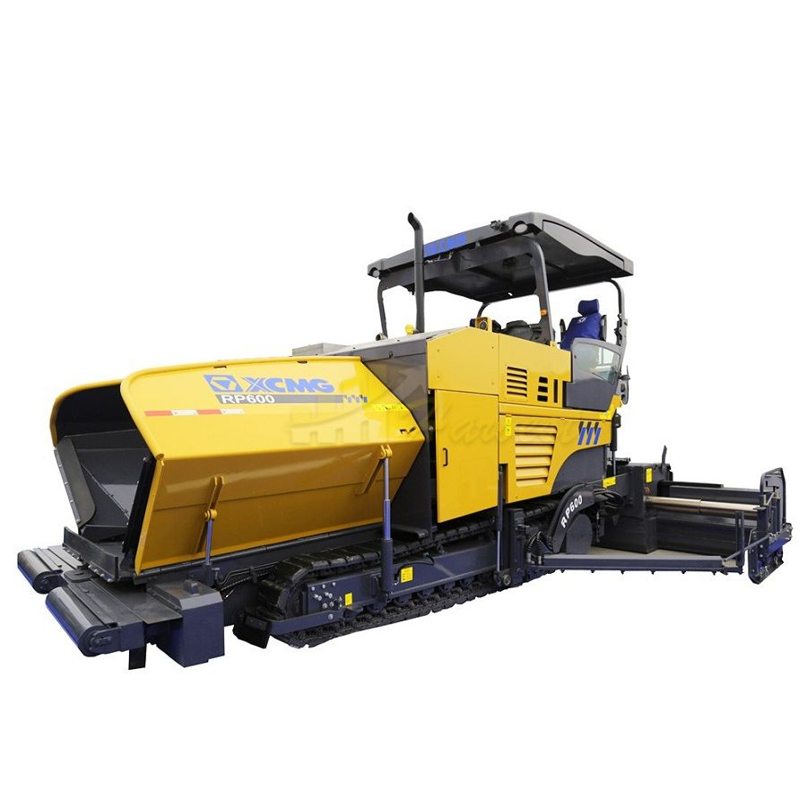 RP600 5.8m width road paver laying machine for sale