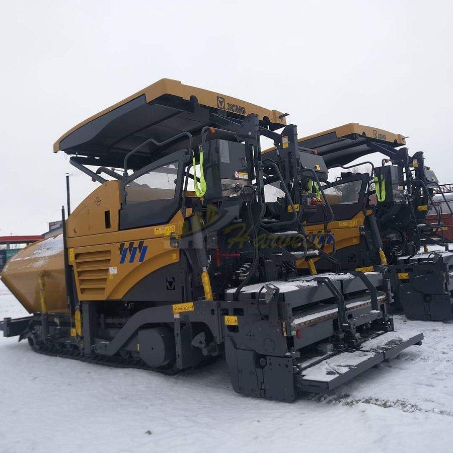 6m width Asphalt Paver Machine