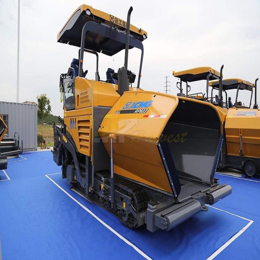 Asphalt Paver Machine Supplier China