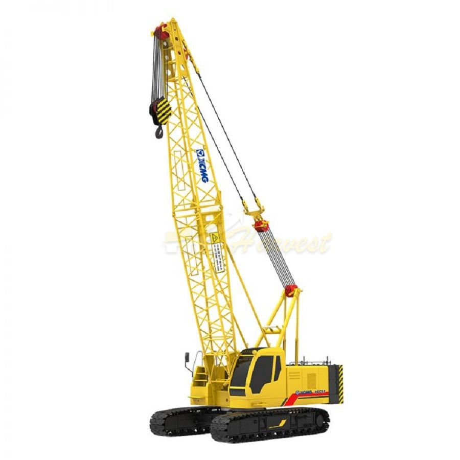 55 ton Crawler Crane