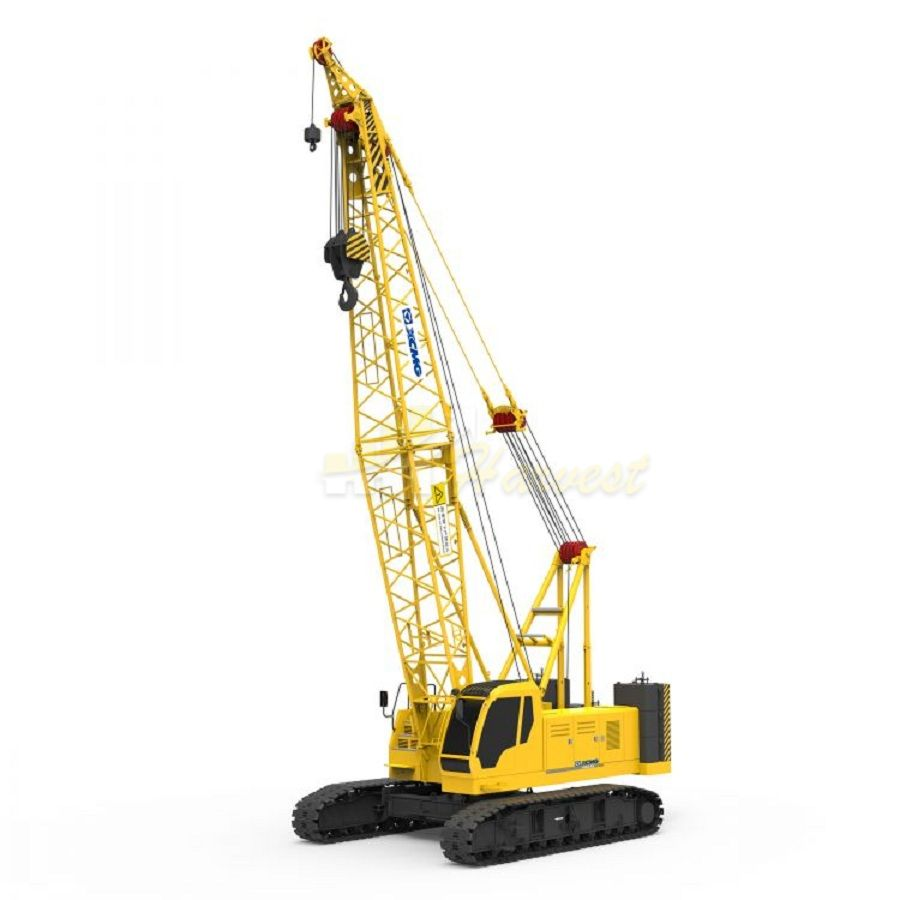 XCMG 75 Ton Crawler Crane XGC75 Lattice Crane with good quality