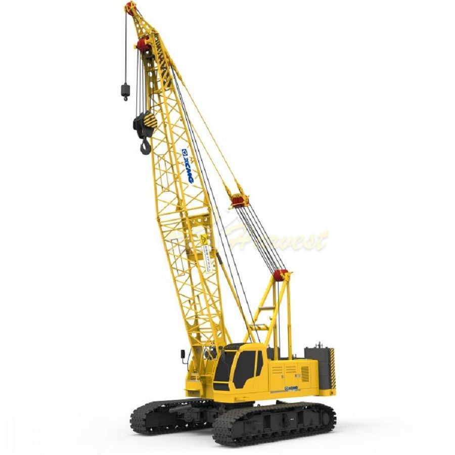 China XGC85 85t Crawler Crane 58m Lattice Crane