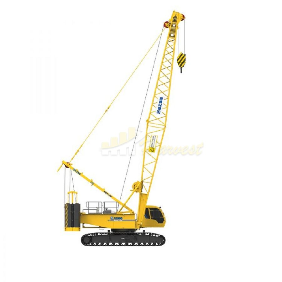 XCMG 100 ton Crawler Crane XGC100 Lattice Crane