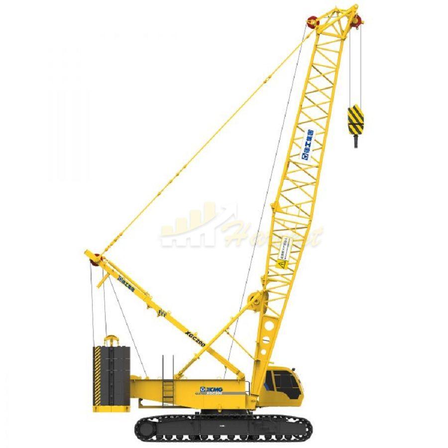 Crawler Crane Factory