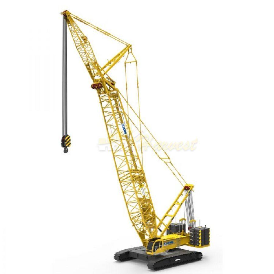China Heavy lift Duty Crane