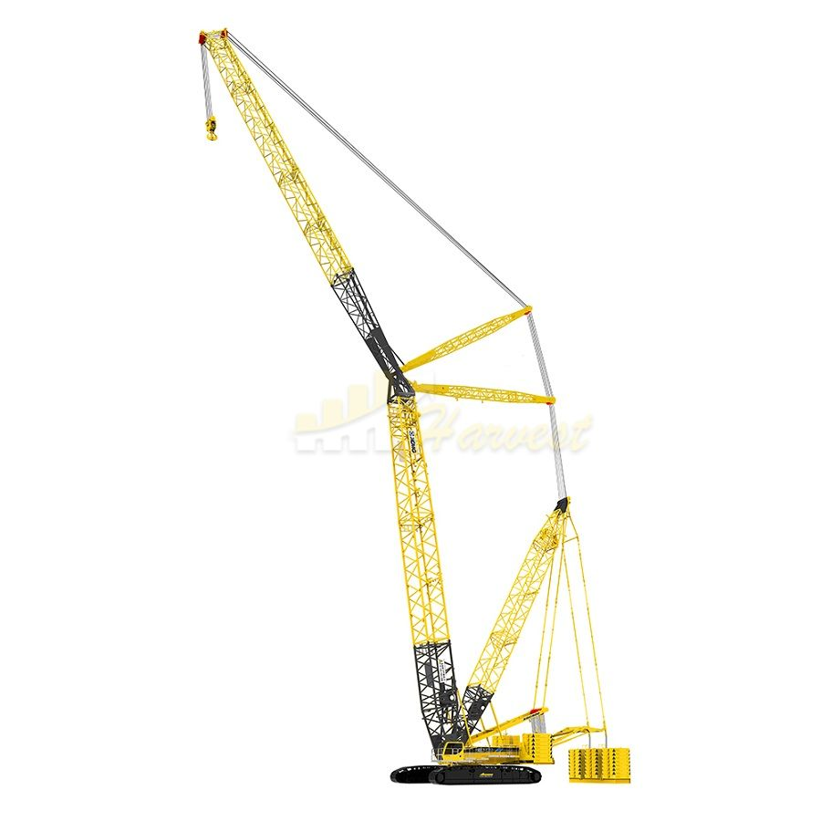Popular XGC500 Super Lift 500t Large Crawler Crane