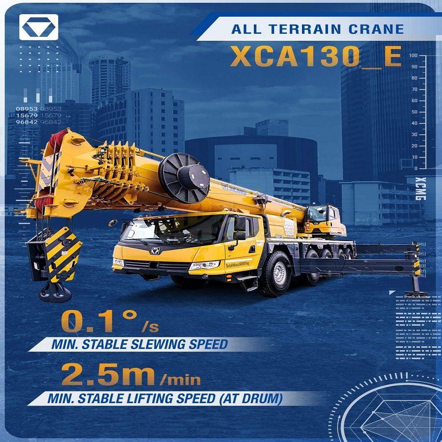 All Terrain Crane for sale