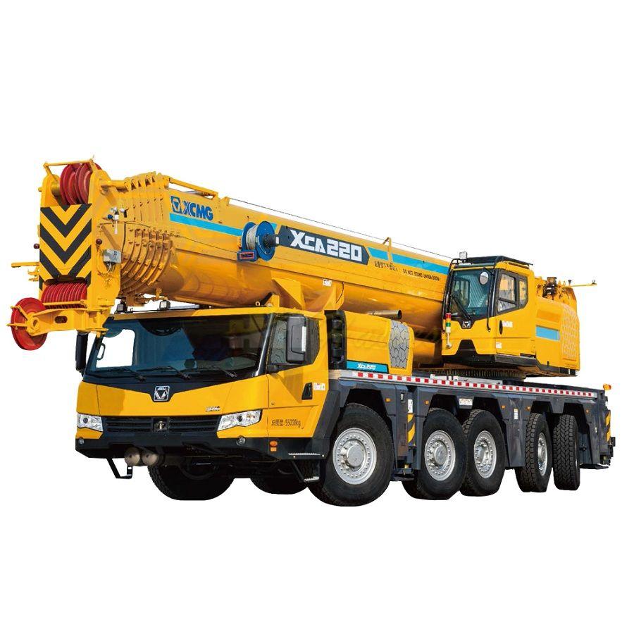 XCA220 220 Ton Crane XCMG All Terrain Crane